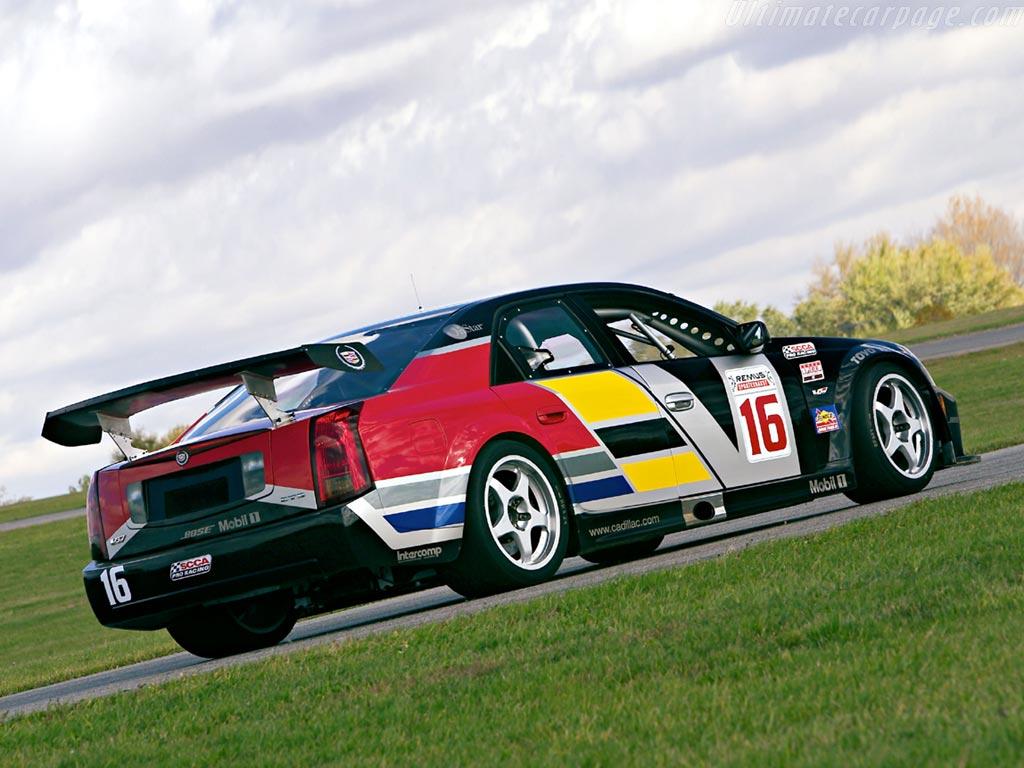 2018 Cts Cadillac >> Cadillac CTS-V Racer High Resolution Image (4 of 6)