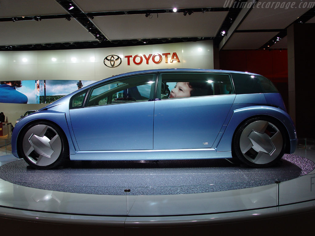 Toyota Fine N High Resolution Image 2 Of 6