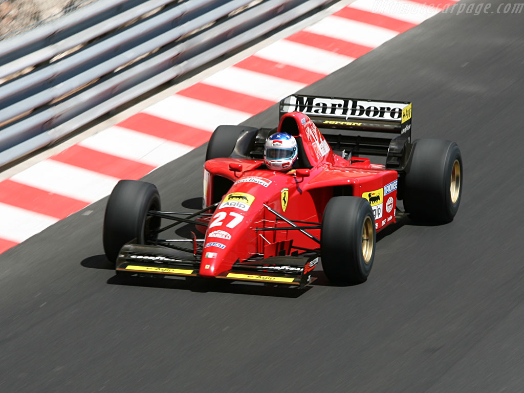 Formula 1 pictures of cars