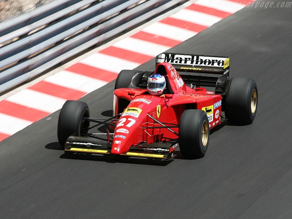 Ferrari 412 T2 High Resolution Image 2 Of 18