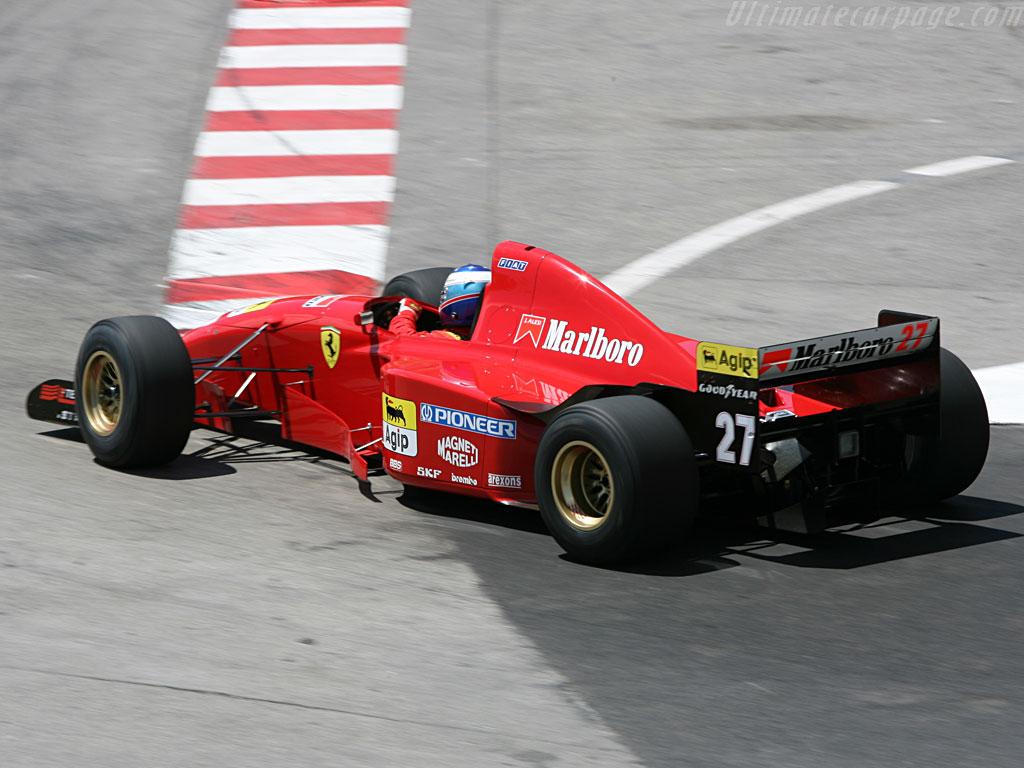 Ferrari 412 T2 High Resolution Image (3 of ...