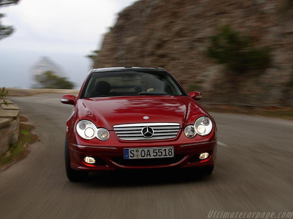 Mercedes-Benz C 200 CGI SC High Resolution Image (5 of 6)
