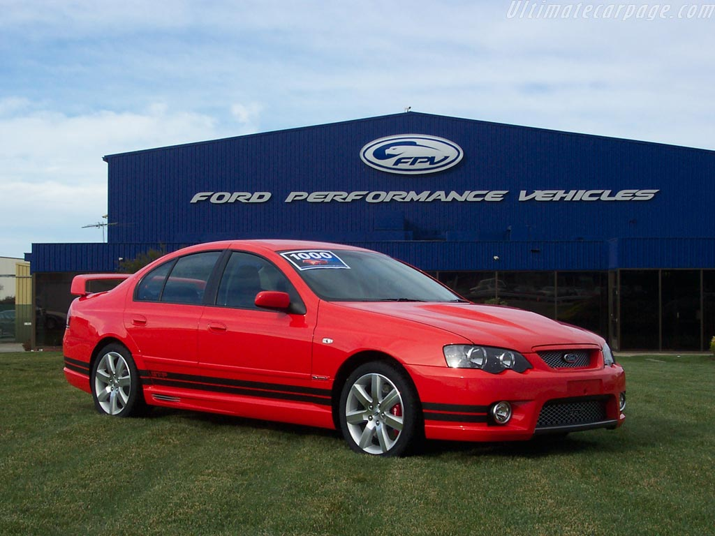Ford Ba Falcon Fpv Gt P High Resolution Image 3 Of