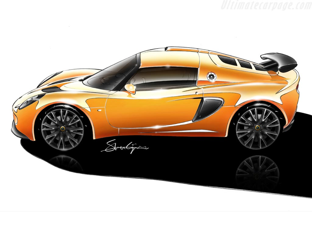 Lotus Exige S2 High Resolution Image 6 Of 6