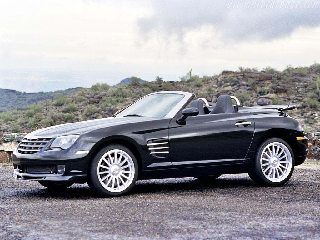 chrysler crossfire srt 6 roadster high resolution image 1 of 6. Cars Review. Best American Auto & Cars Review