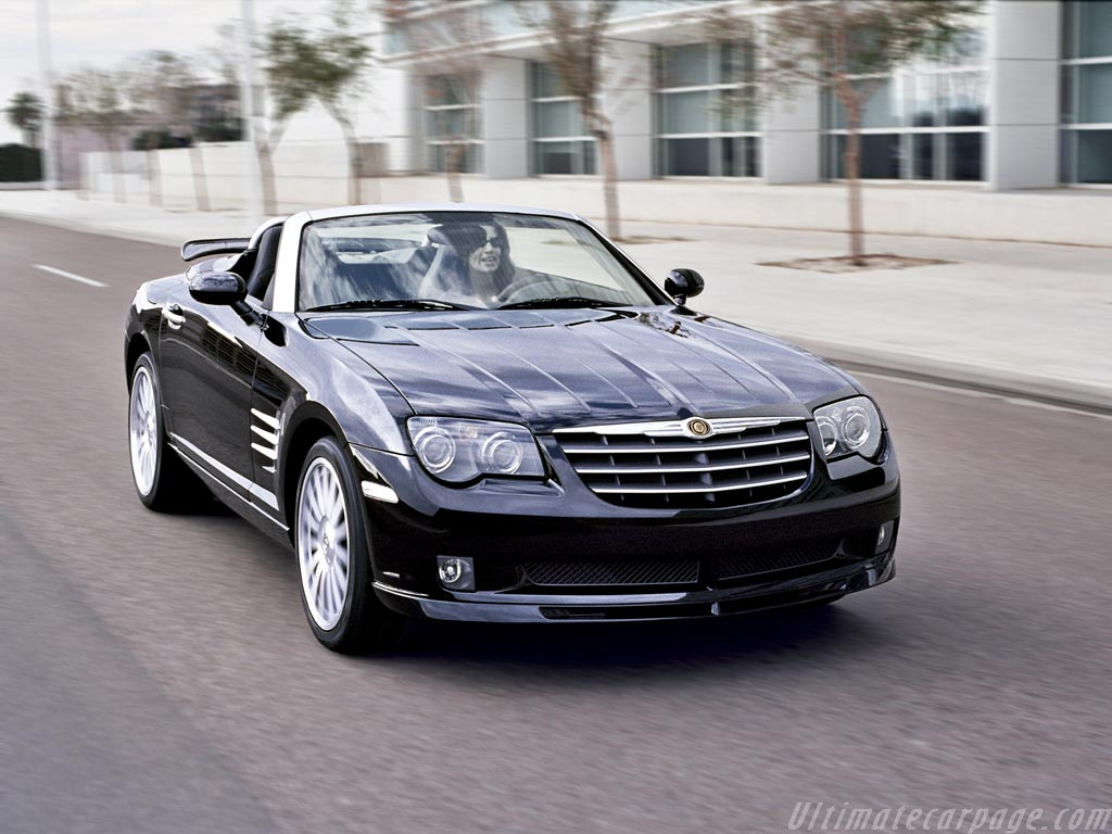 chrysler crossfire srt 6 roadster high resolution image 2 of 6. Cars Review. Best American Auto & Cars Review