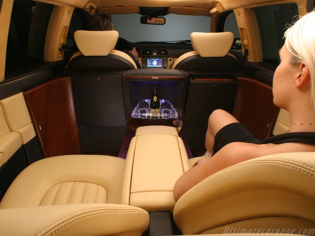 Lancia thesis stola s85 limousine