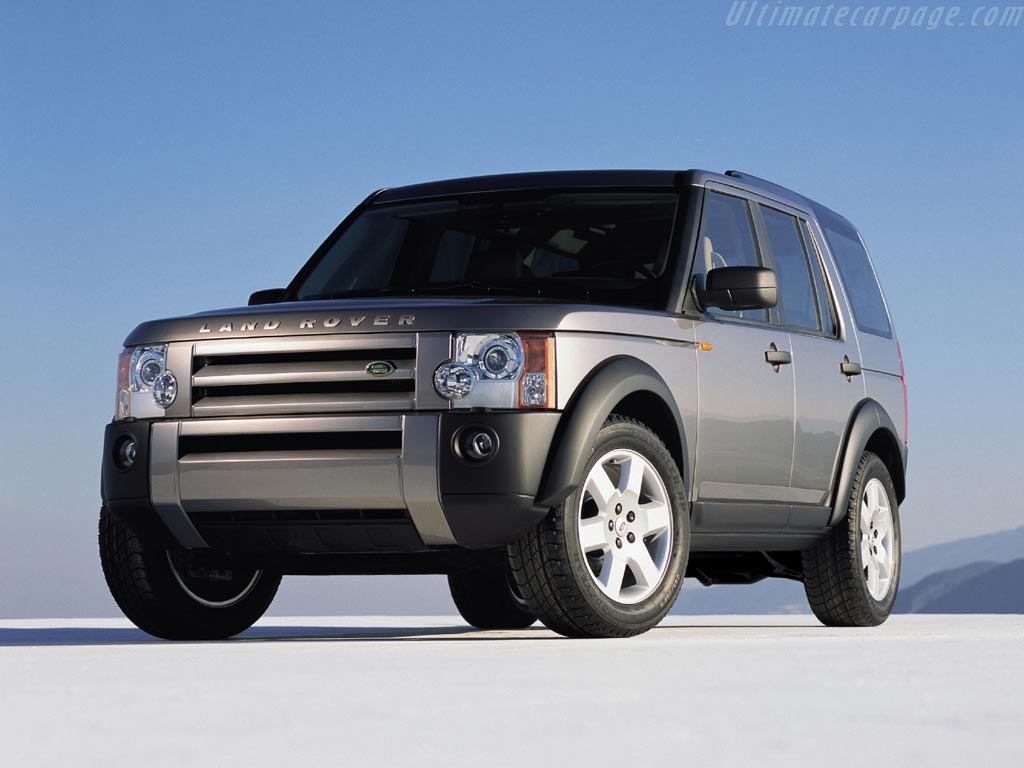 Land Rover Discovery >> Land Rover Discovery 3 High Resolution Image (1 of 6)