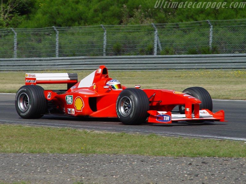 2000 Ferrari F1-2000 - Image…