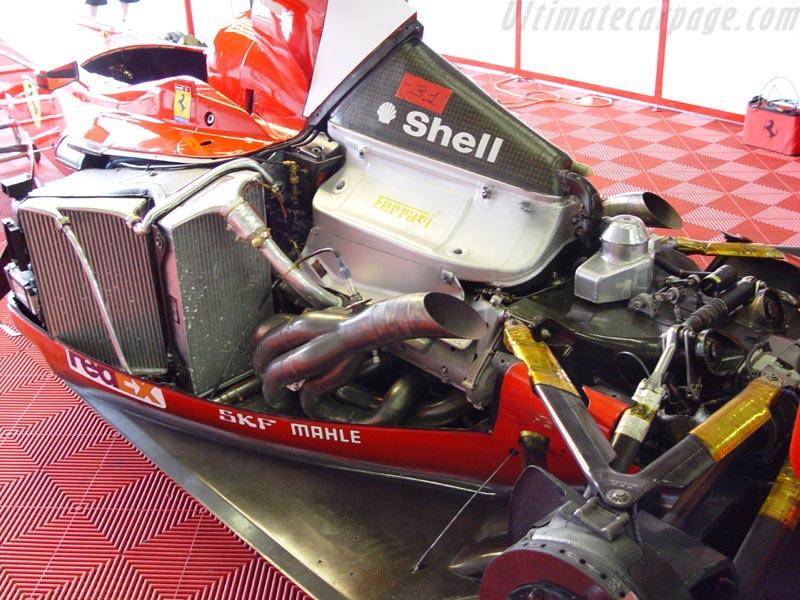 Ferrari F1 2000 High Resolution Image 5 Of 6