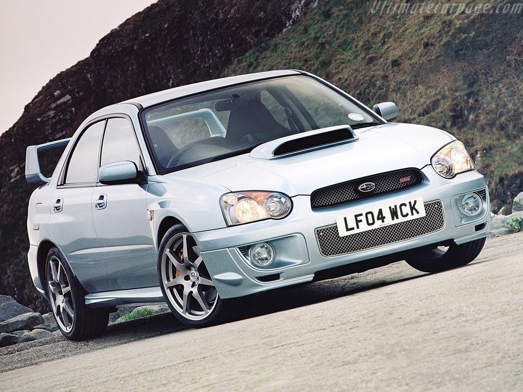 Subaru Impreza Sti 1998 Subaru Impreza Sti 22b Expected To Sell For