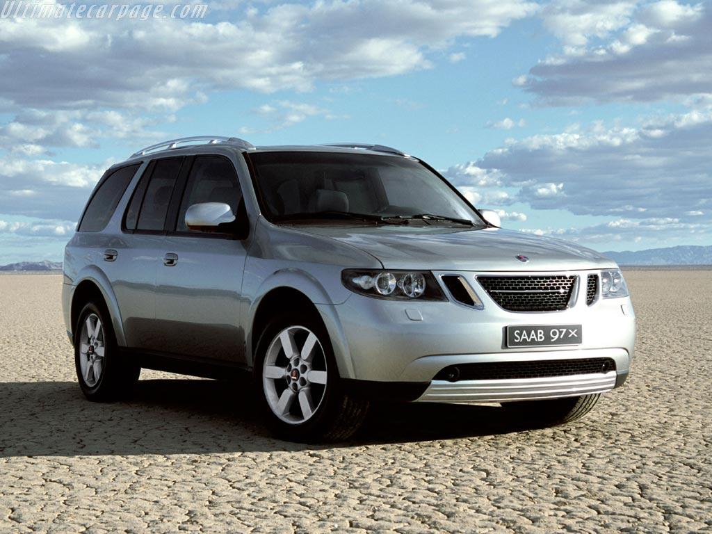 Saab saab 97x : Saab 9-7X High Resolution Image (2 of 3)