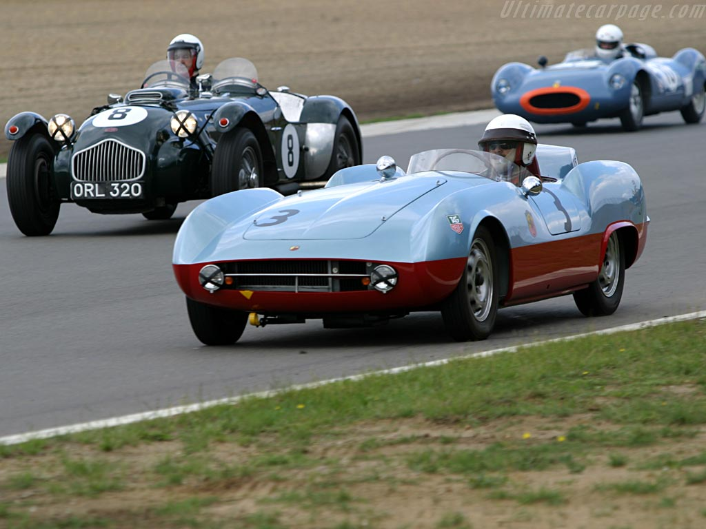 Abarth 207a Boano Spider High Resolution Image 3 Of 6