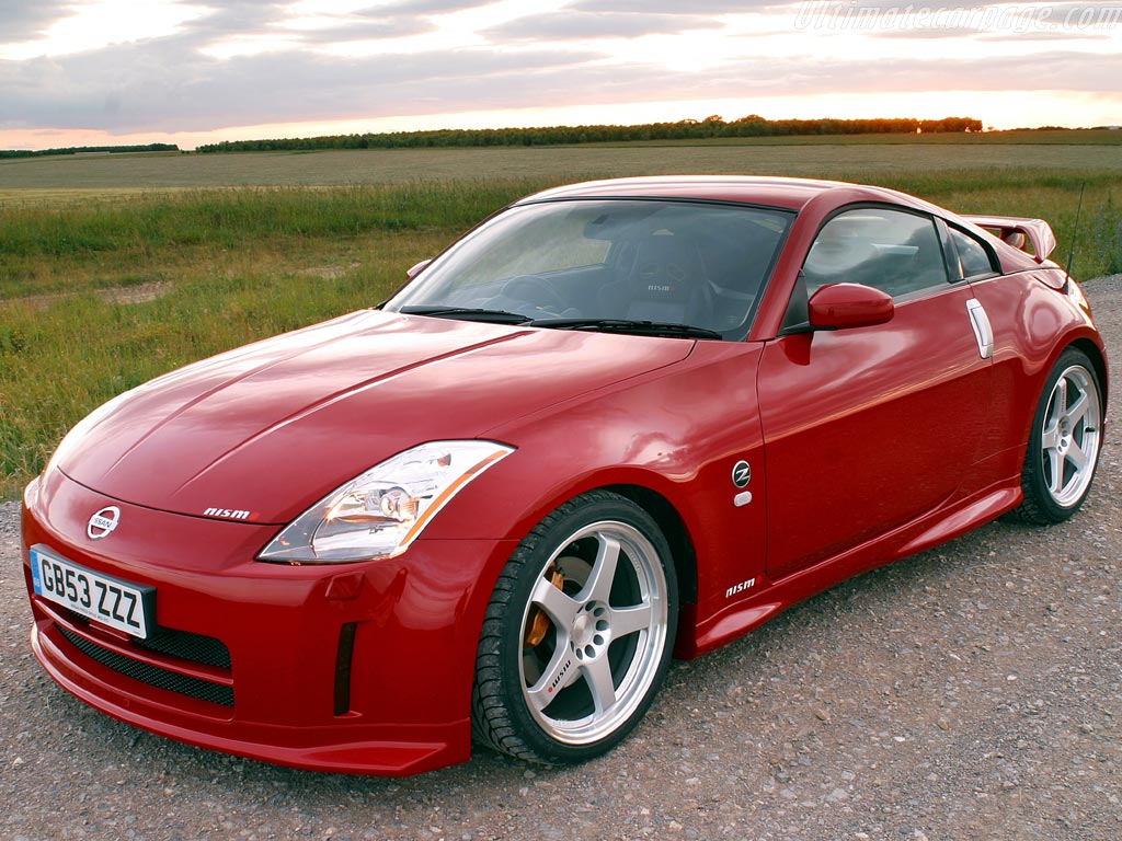 Nissan 350z 2015 >> 2004 Nissan 350z Nismo Images Specifications And Information