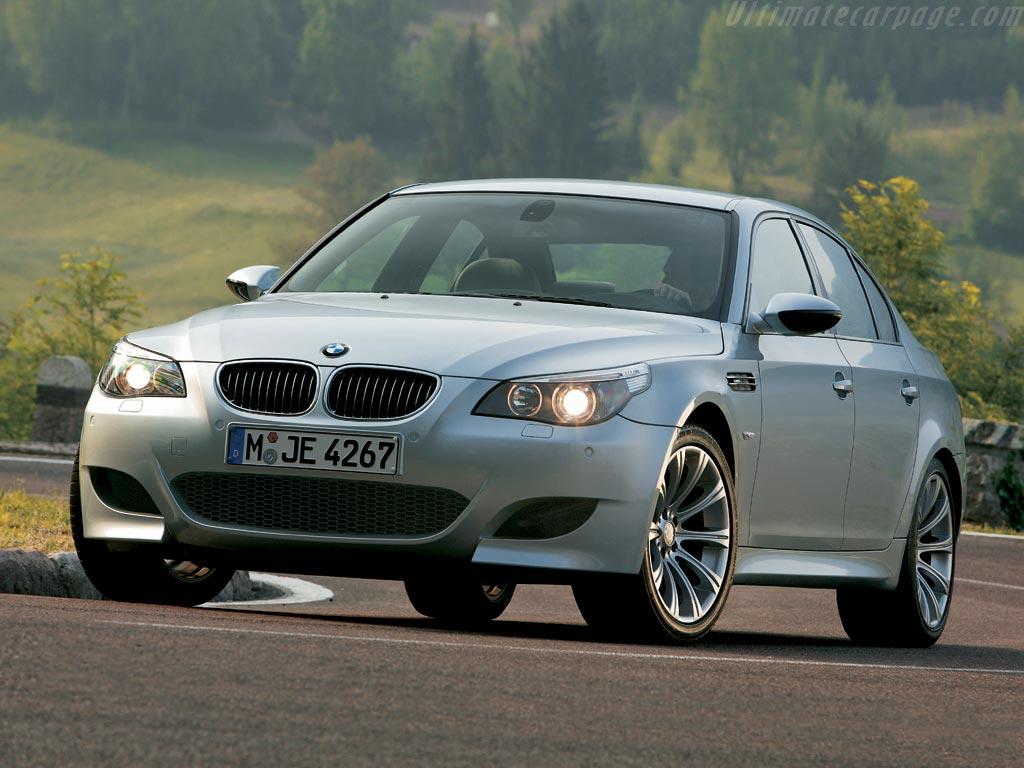 BMW E60 M5 High Resolution Image (1 of 18)