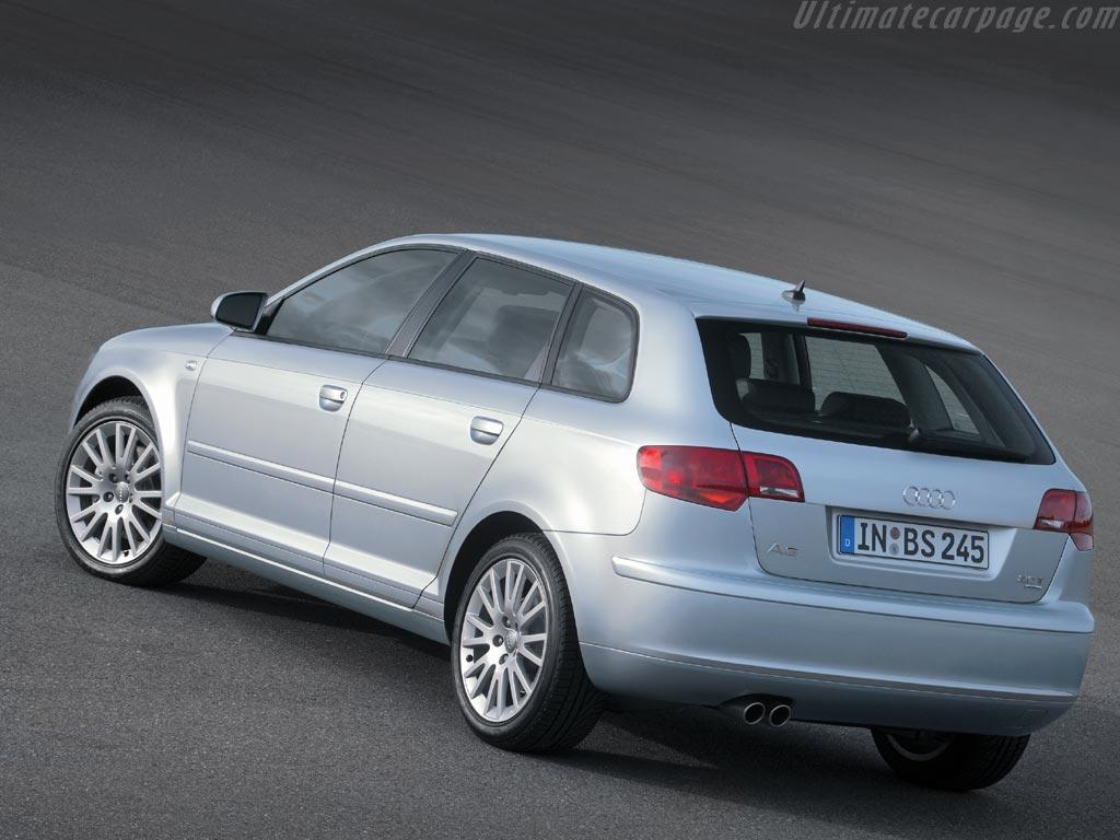 Audi A3 Sportback High Resolution Image 2 Of 6