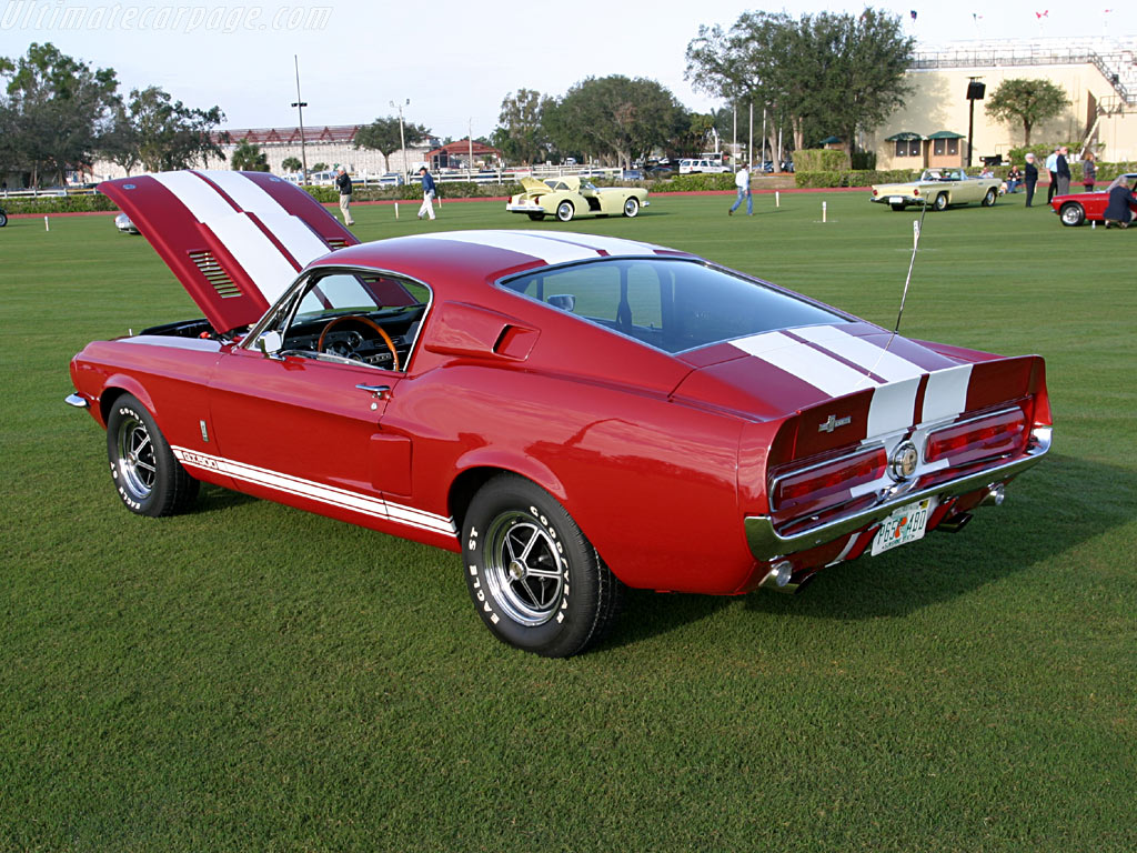 Ford Shelby Mustang Gt500 High Resolution Image 4 Of 6