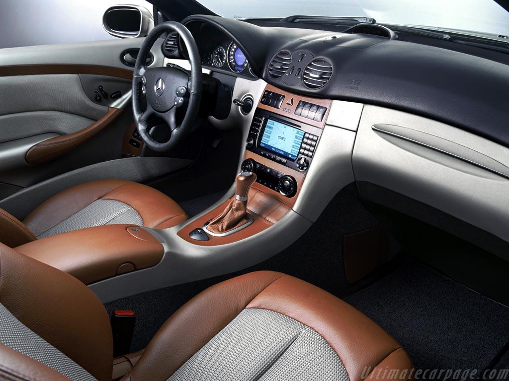 Mercedes Benz Clk 500 Cabriolet Giorgio Armani High