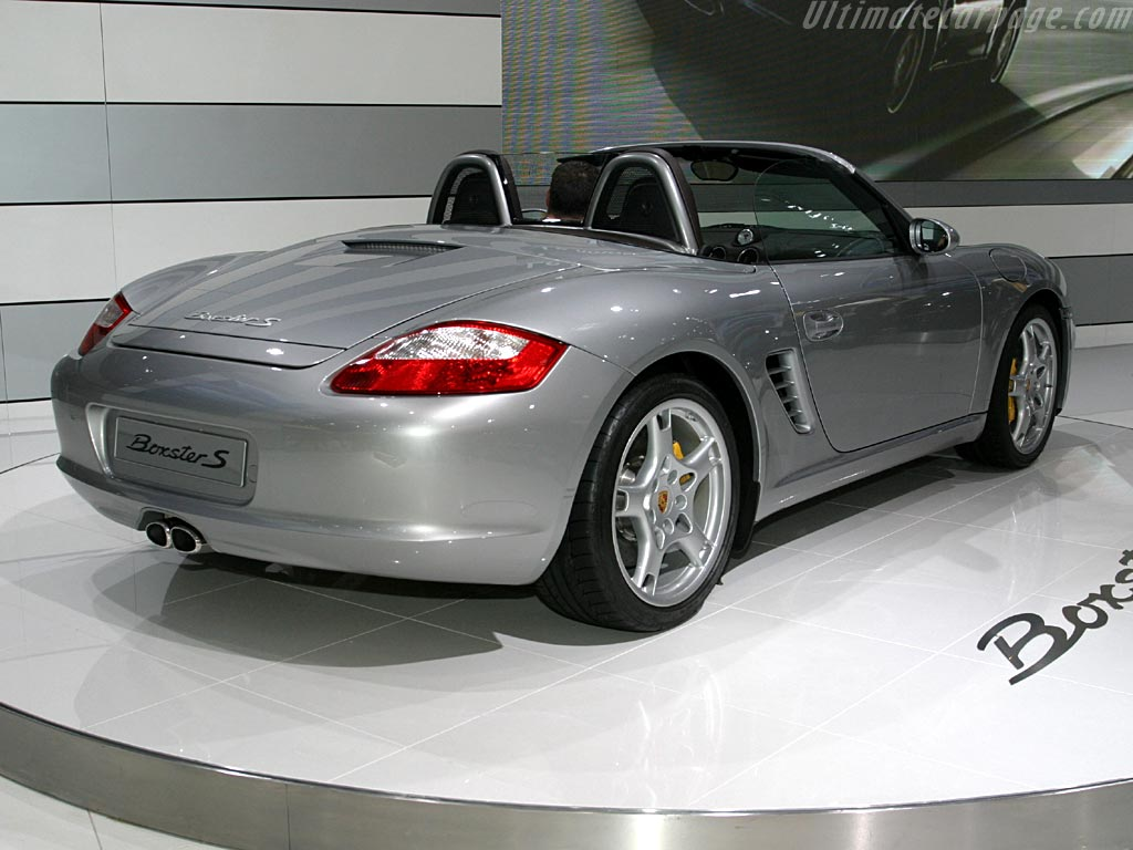porsche 987 boxster s high resolution image 2 of 6. Black Bedroom Furniture Sets. Home Design Ideas