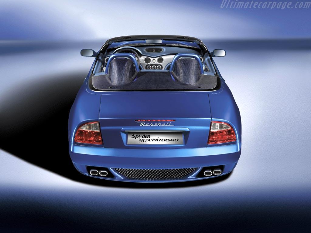 maserati spyder related images,start 0 - WeiLi Automotive Network
