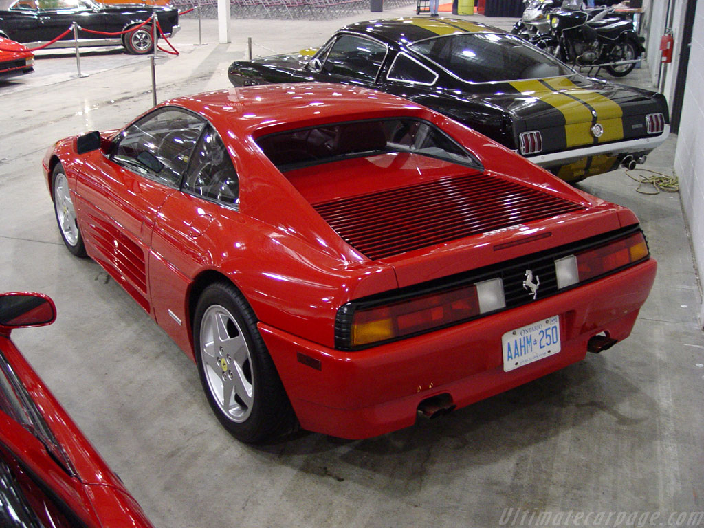 Ferrari 348 Serie Speciale High Resolution Image (2 of 2)