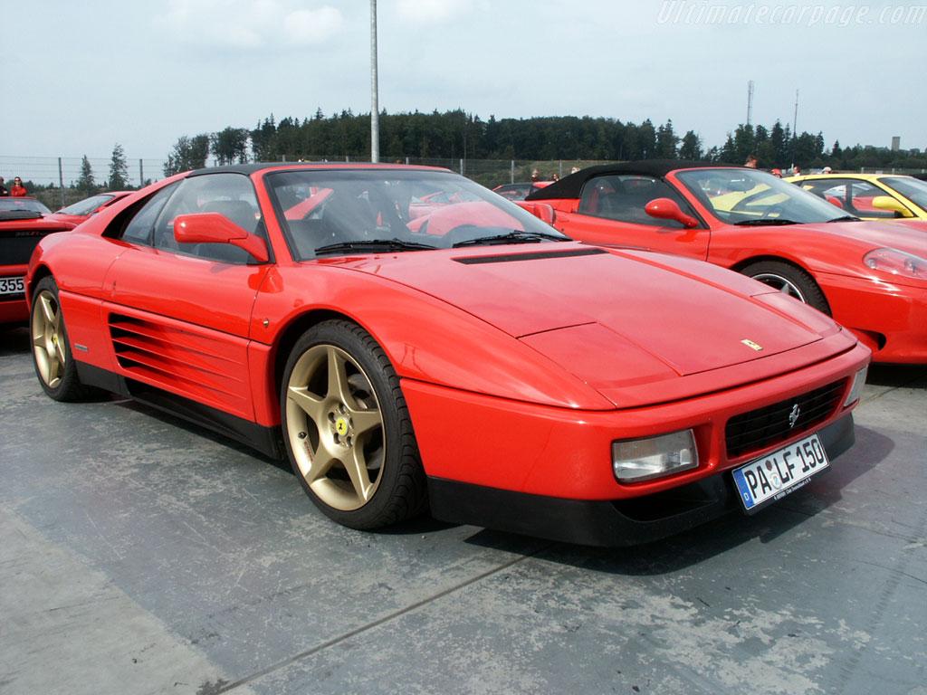 Ferrari 348 Ts High Resolution Image 1 Of 2