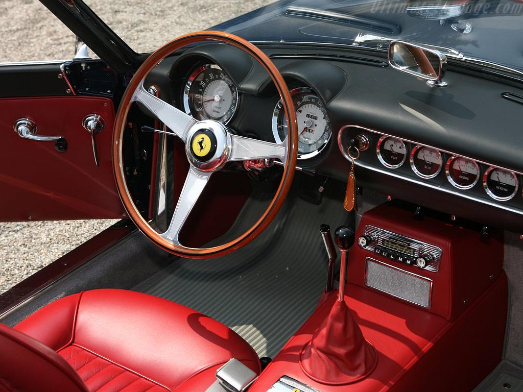 Ferrari 250 Gt Swb California Spyder High Resolution Image