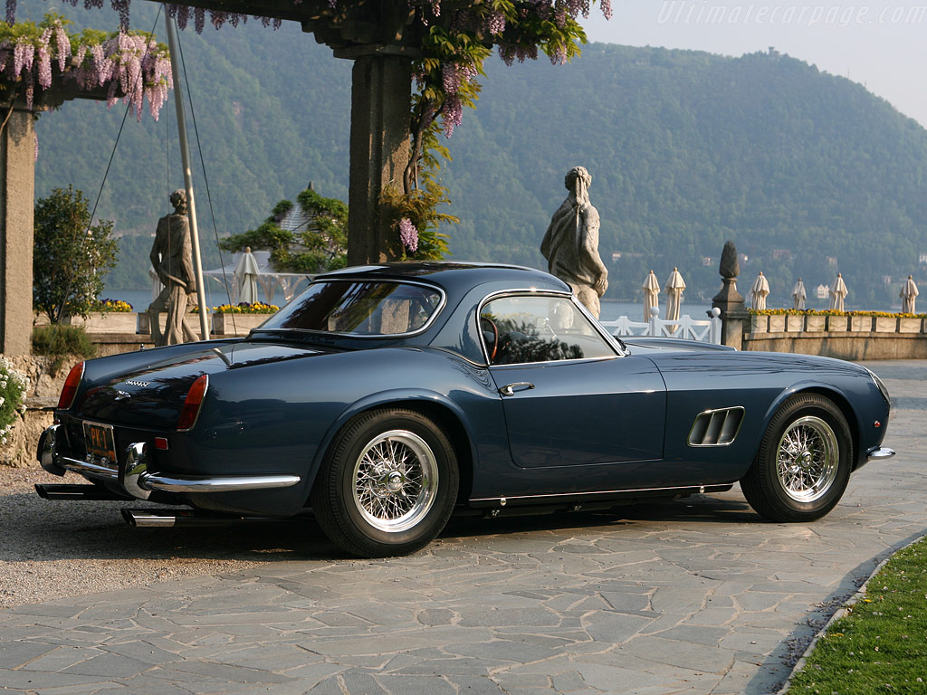 Ferrari 250 Gt Swb California Spyder High Resolution Image