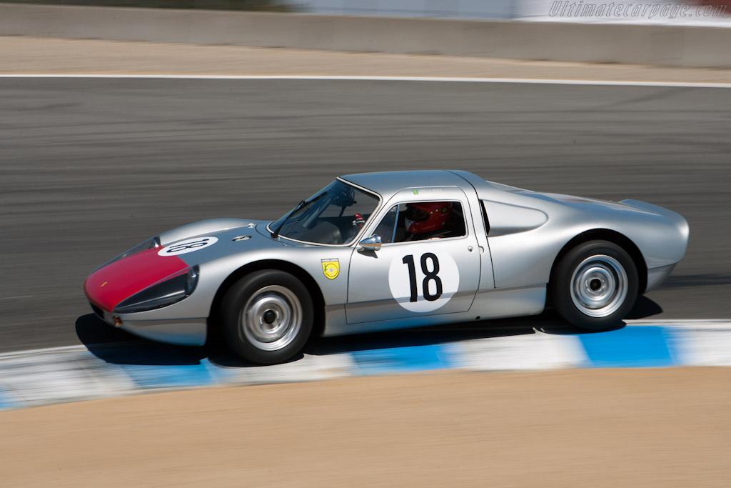 Porsche 904 6 S N 906 002 2009 Monterey Historic