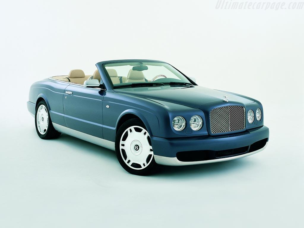 Bentley Arnage Coupe