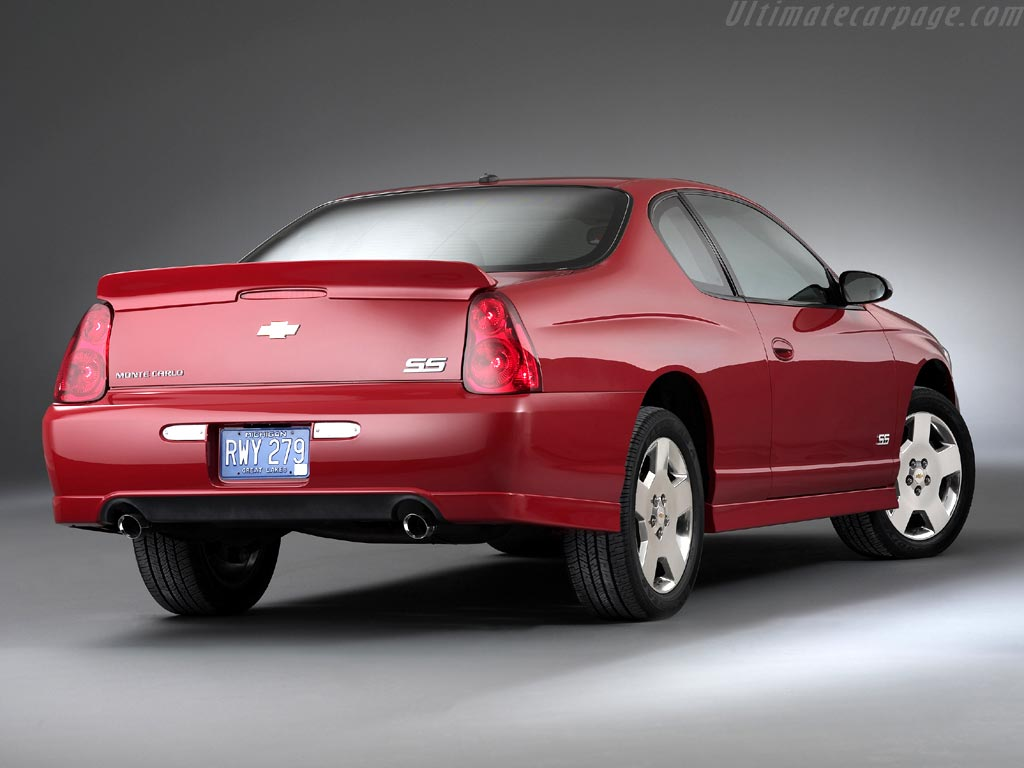 Chevrolet Monte Carlo SS High Resolution Image (2 of 6)