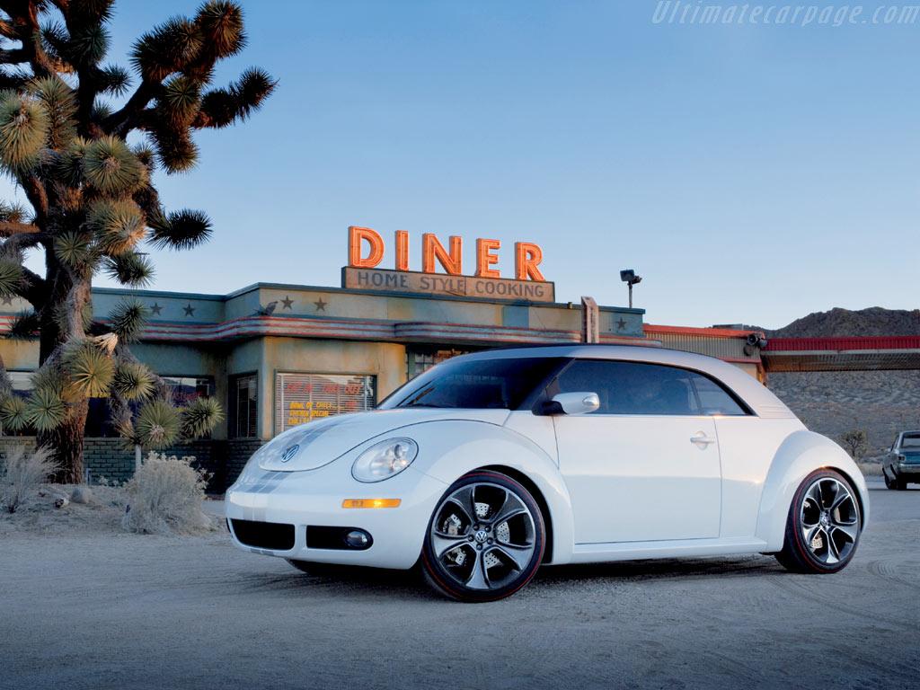 Volkswagen New Beetle Raster Concept High Resolution Image ...