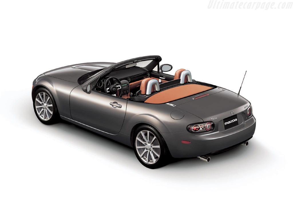 Mazda MX-5 High Resolution Image (2 of 6)