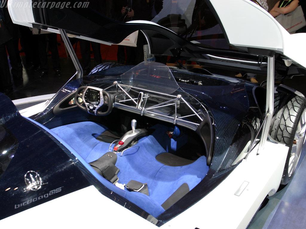 Maserati+birdcage+75