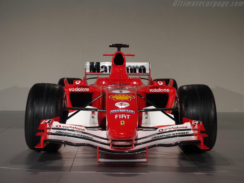 Фото Ferrari F1.