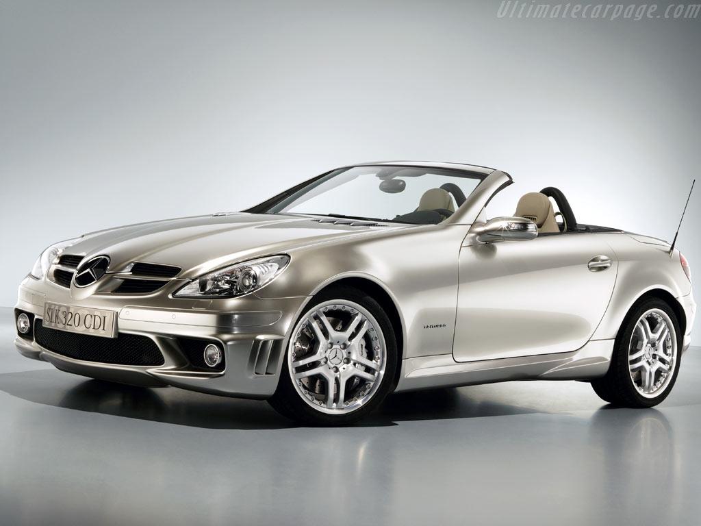 Mercedes benz slk 320 cdi tri turbo high resolution image for Mercedes benz vision statement