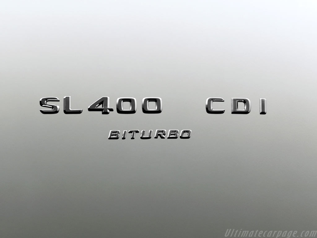 Mercedes benz vision sl 400 cdi high resolution image 4 of 6 for Mercedes benz vision statement