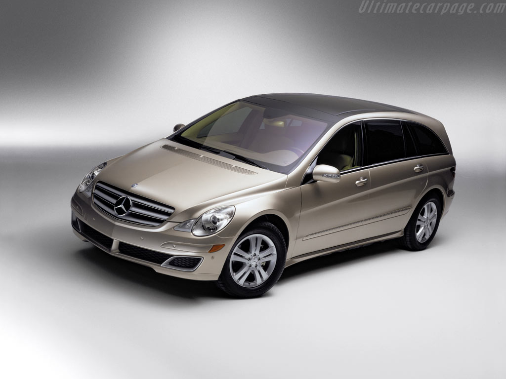 mercedes benz r 500 high resolution image 1 of 6 ForMercedes Benz R 500
