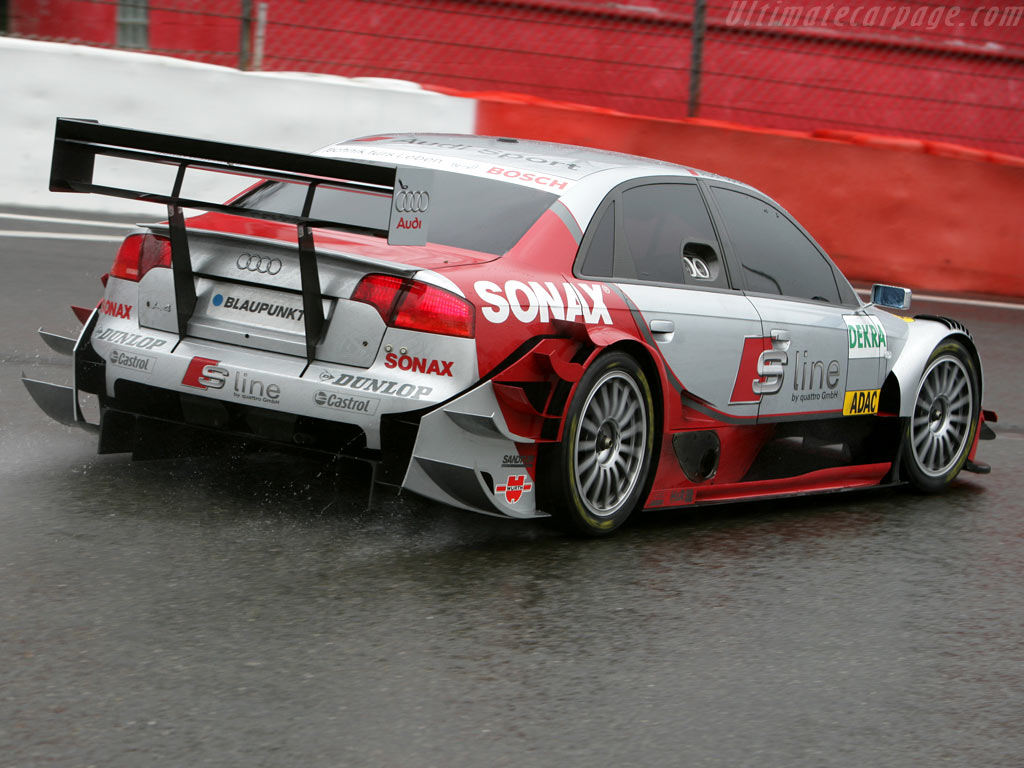 Audi A4 DTM 'R11' High Resolution Image (2 of 6)