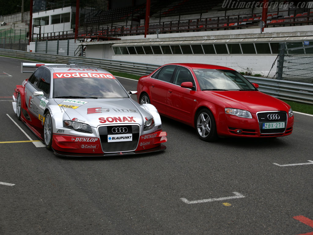 Audi A4 Dtm R11 High Resolution Image 1 Of 6