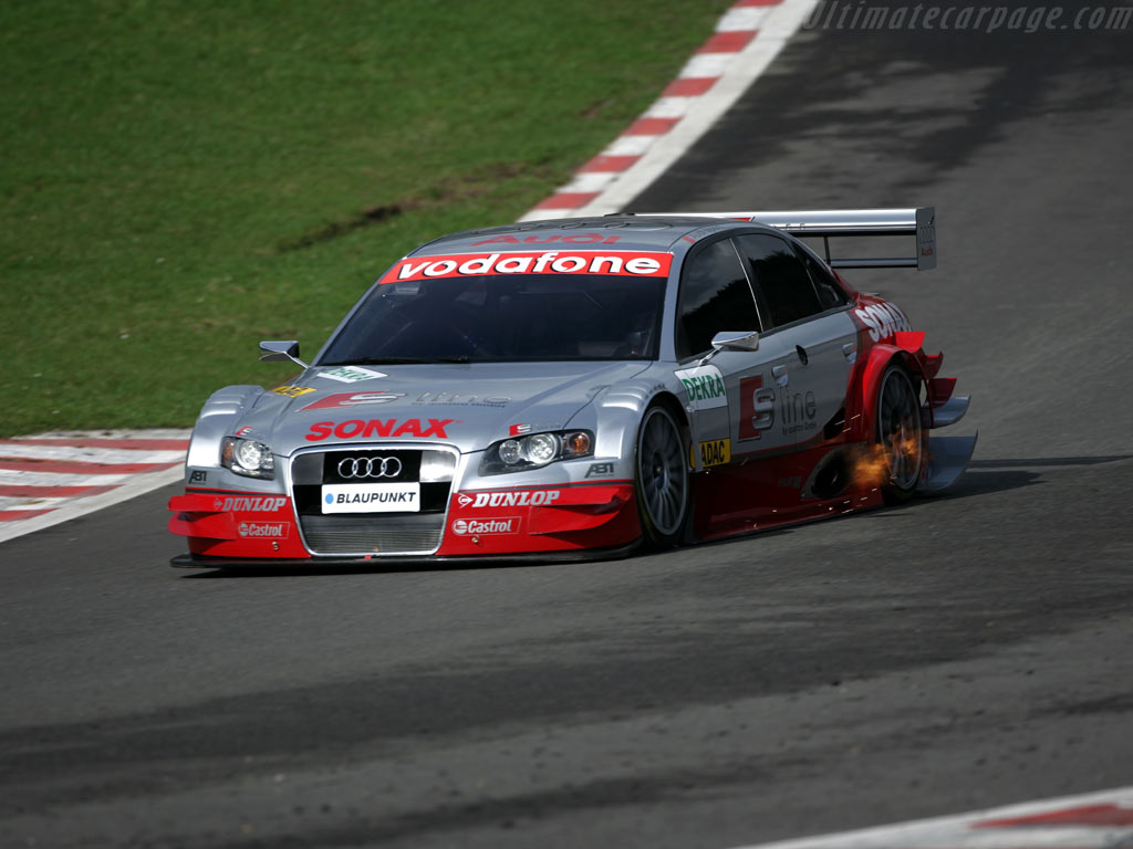 Audi A4 Dtm R11 High Resolution Image 3 Of 6