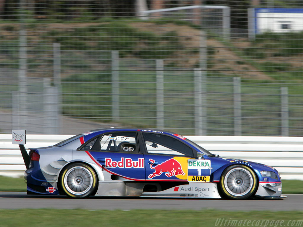 Audi A4 Dtm R11 High Resolution Image 6 Of 6