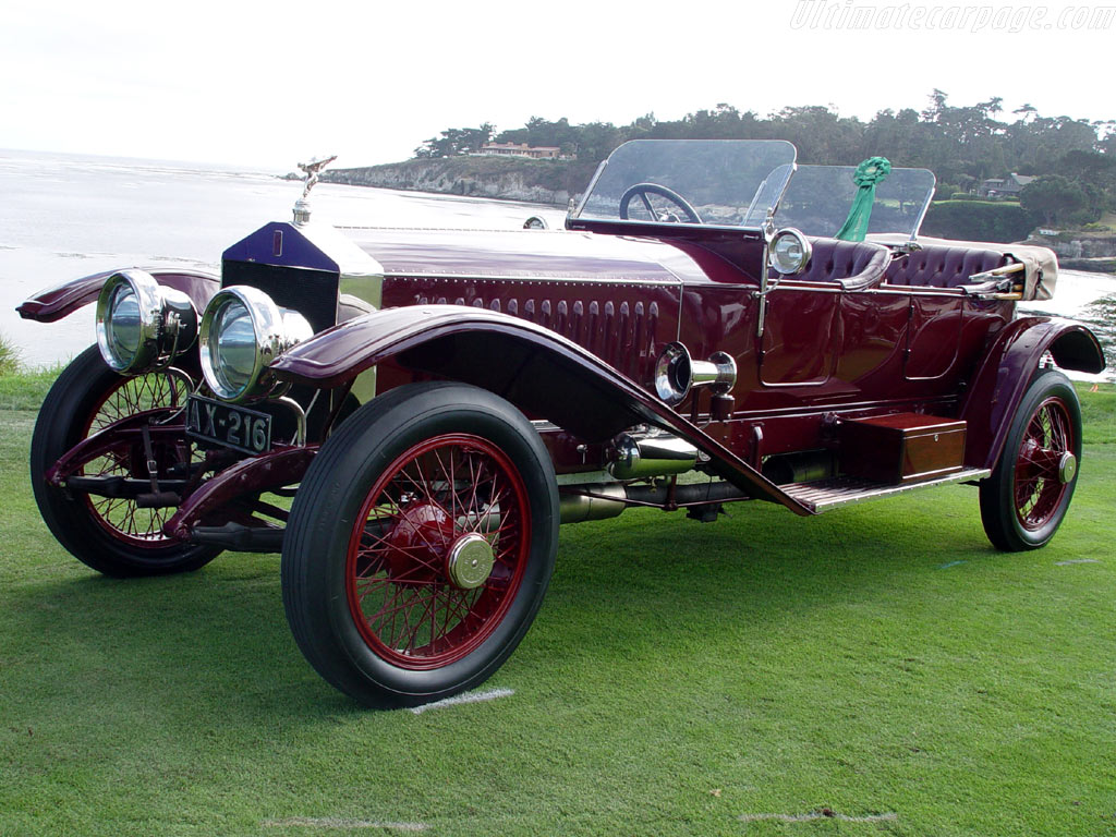 Rolls Royce Silver Ghost Wilkinson Tourer High Resolution Image 1 Of 4