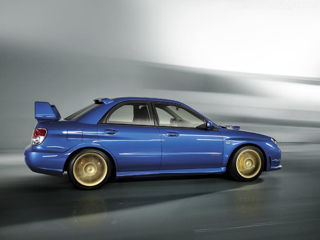 Subaru Impreza WRX STi High Resolution Image (3 of 6)