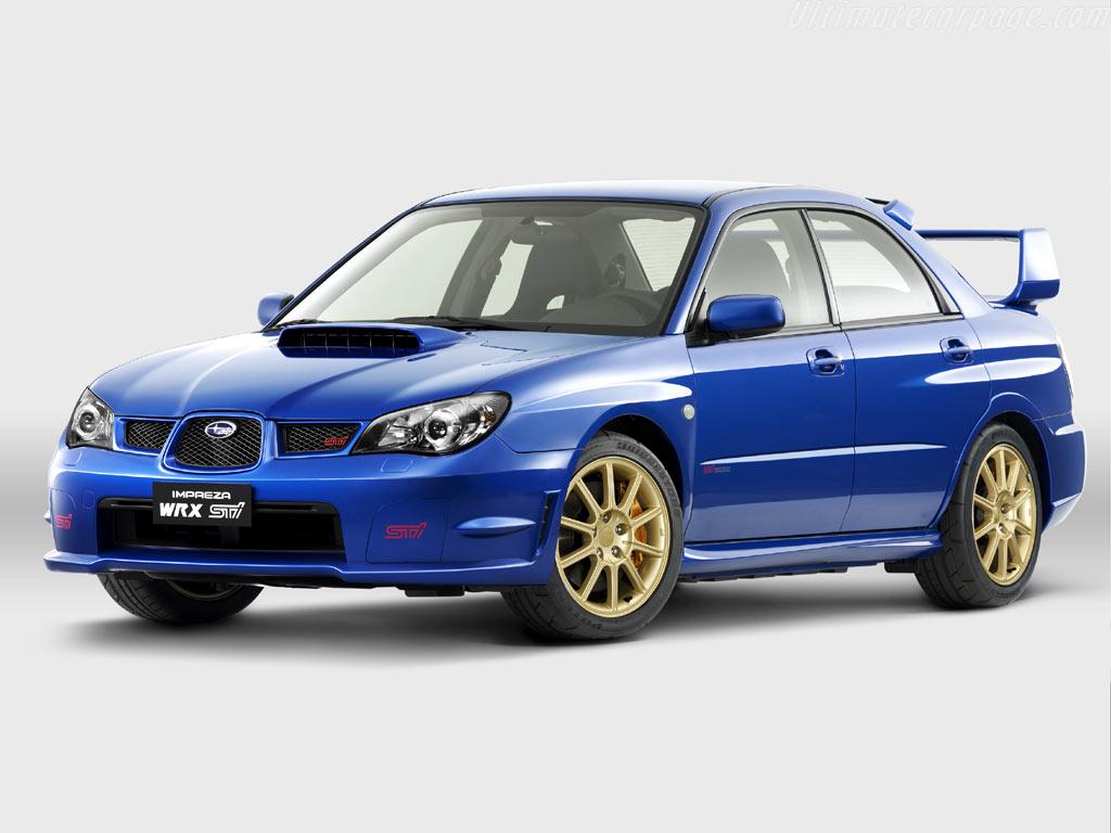 Subaru Impreza WRX STi High Resolution Image (1 of 6)