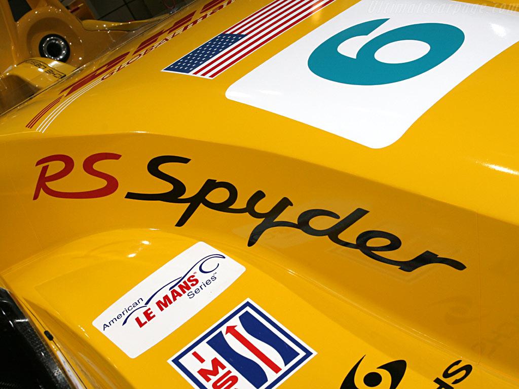Porsche Rs Spyder High Resolution Image 5 Of 6
