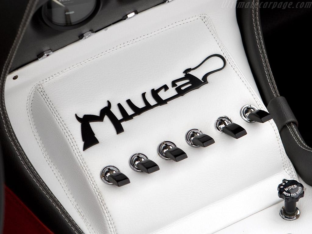 Lamborghini Miura P400 Roadster High Resolution Image 9 Of 18