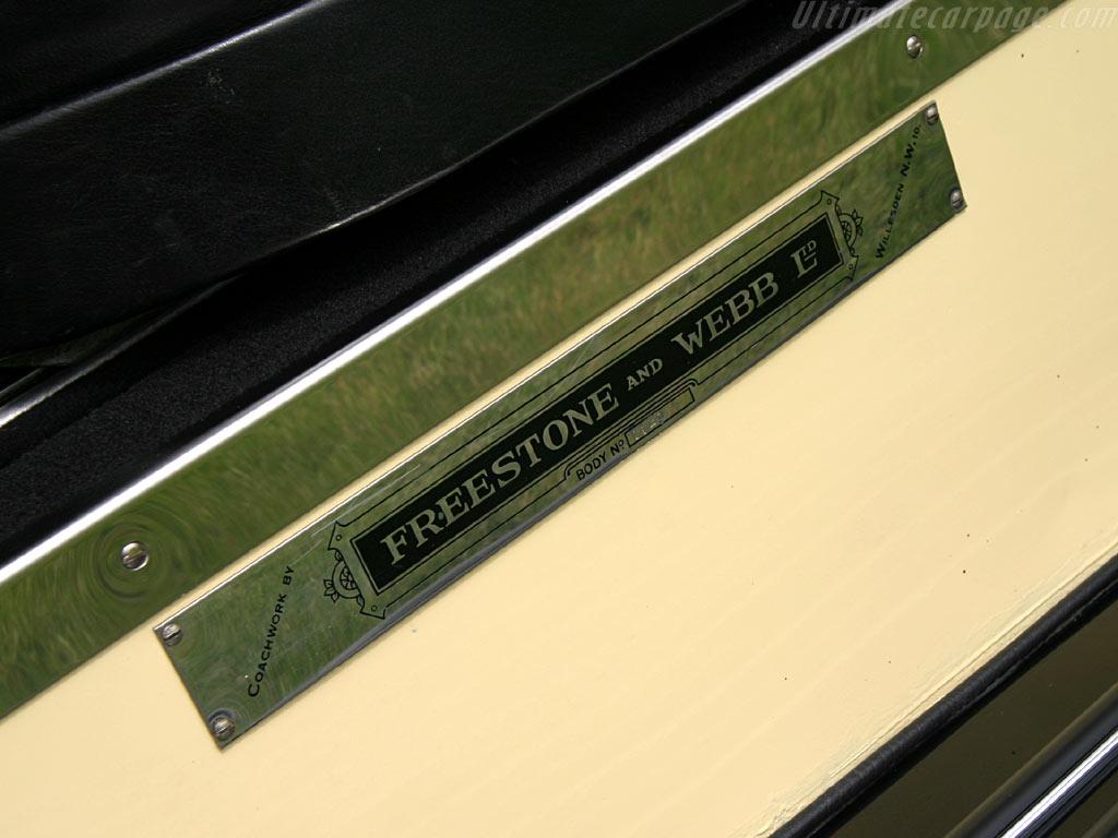 Bentley 3 189 Litre Freestone Amp Webb Sports Saloon High