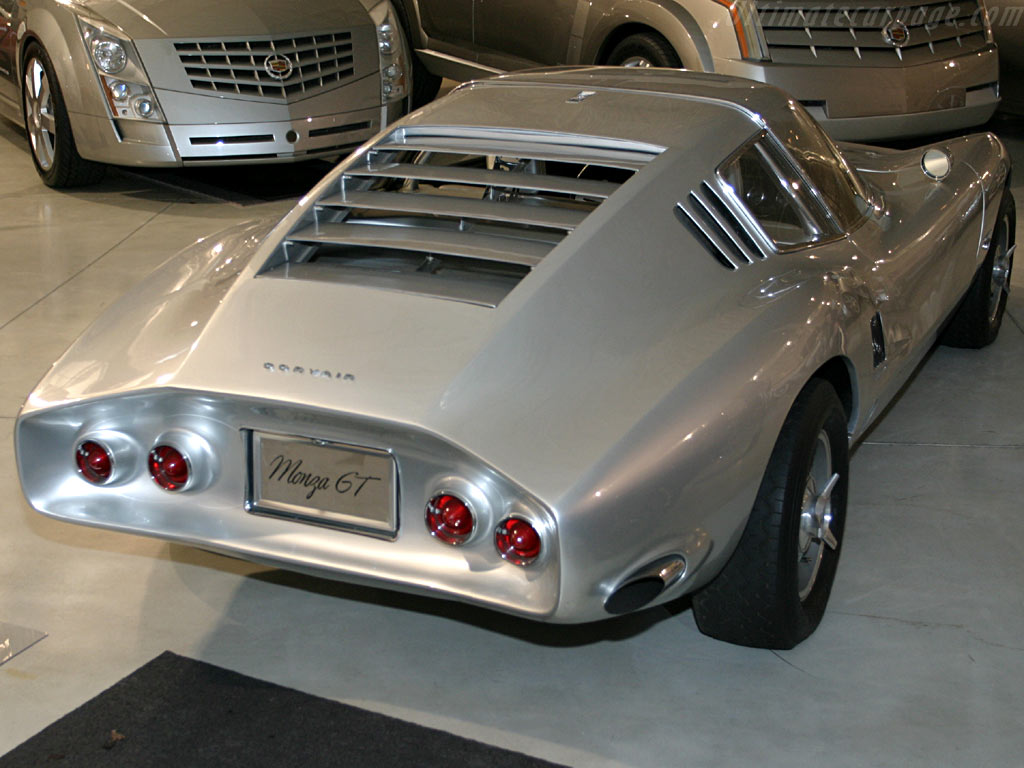 Chevrolet Corvair Monza Gt Concept High Resolution Image