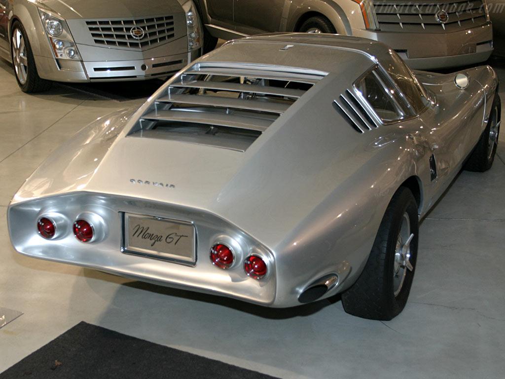 Corvair Electric Car